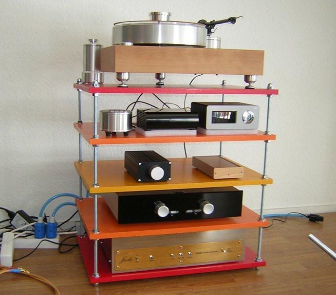 DIY Av Rack  Audio Rack – DIY World Turntables