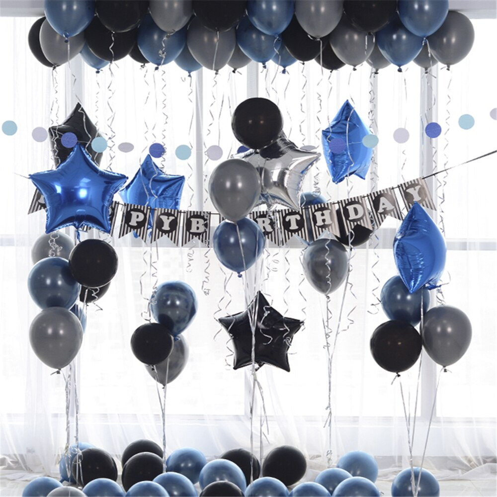DIY Birthday Decorations For Adults  Happy Birthday Party Decorations Adult Customized Birthday