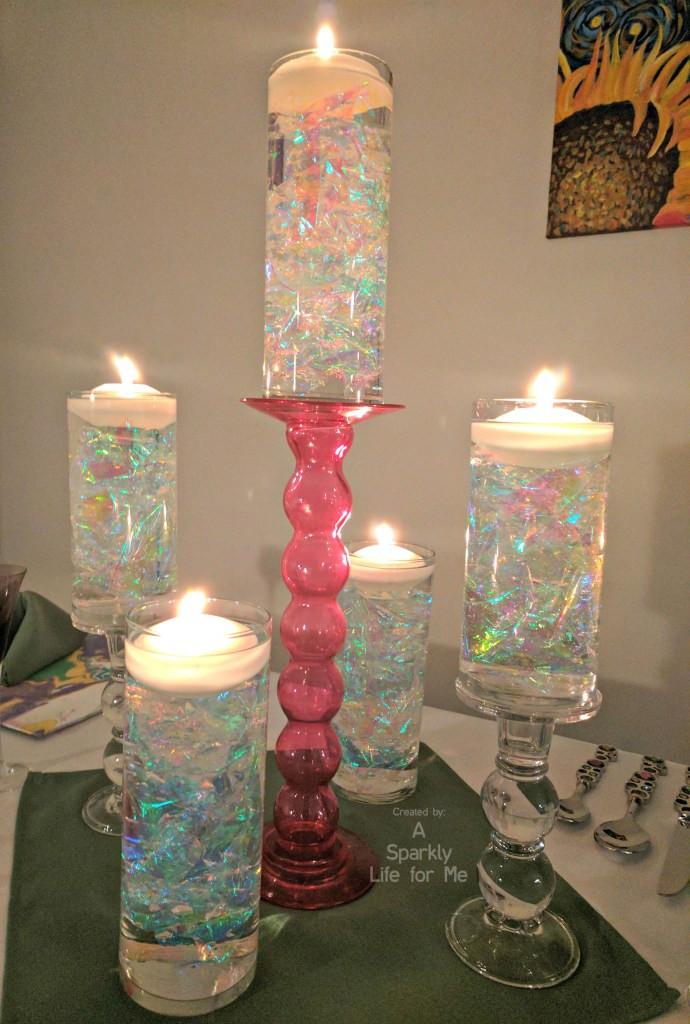 DIY Birthday Decorations For Adults  Unicorn Dream Table Decor Adult Friendly