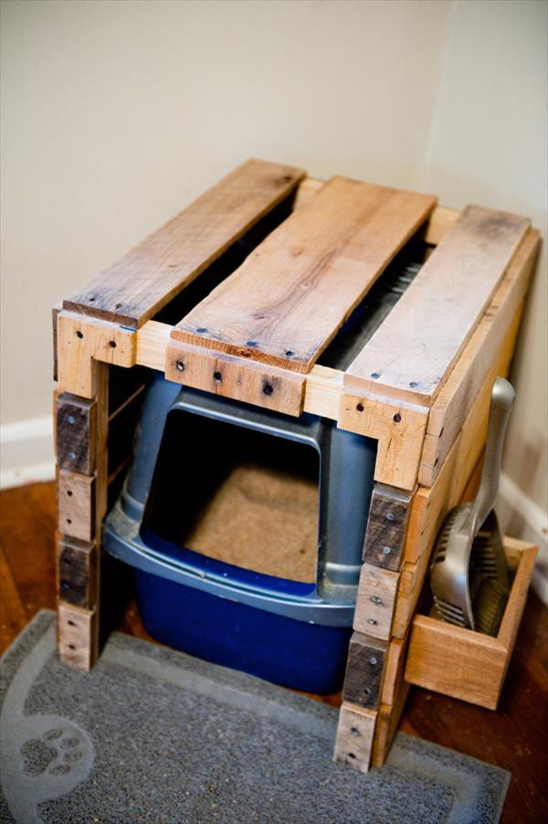 DIY Cat Litter Box Cover  8 Creative Ways to Hide Your Cat s Litter Box