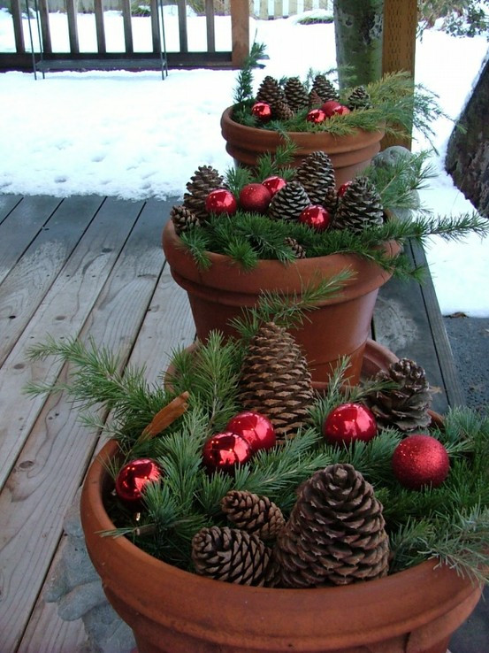 DIY Christmas Decorations Pinterest  It s ALL Good in Mommyhood Homemade Christmas Decorating