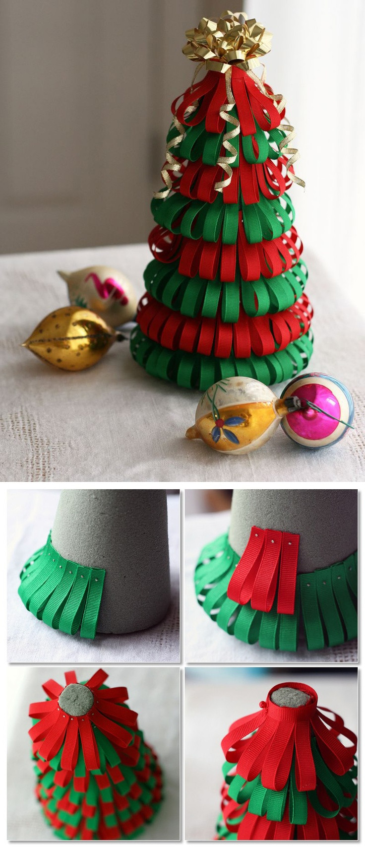 DIY Christmas Decorations Pinterest  31 Cute and Fun DIY Christmas Decorations DesignBump
