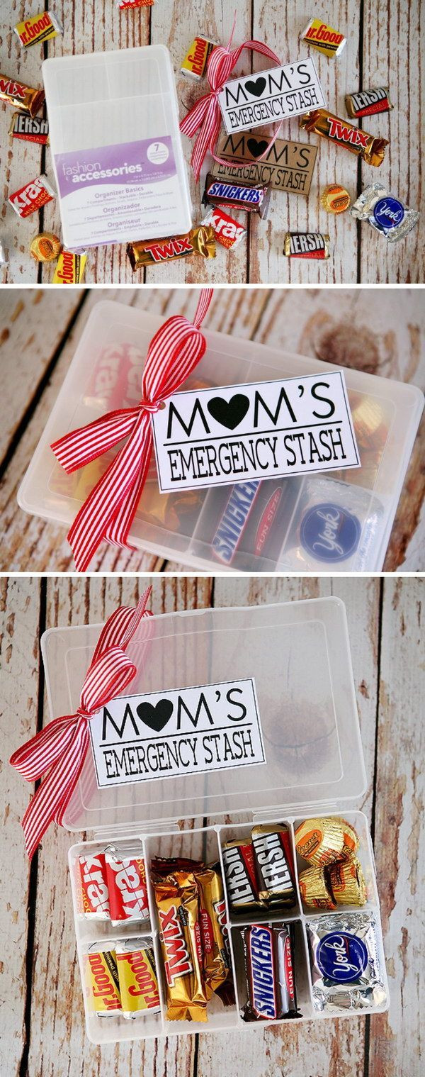 DIY Christmas Gifts For Mom From Daughter  30 DIY Mother's Day Gifts with Lots of Tutorials