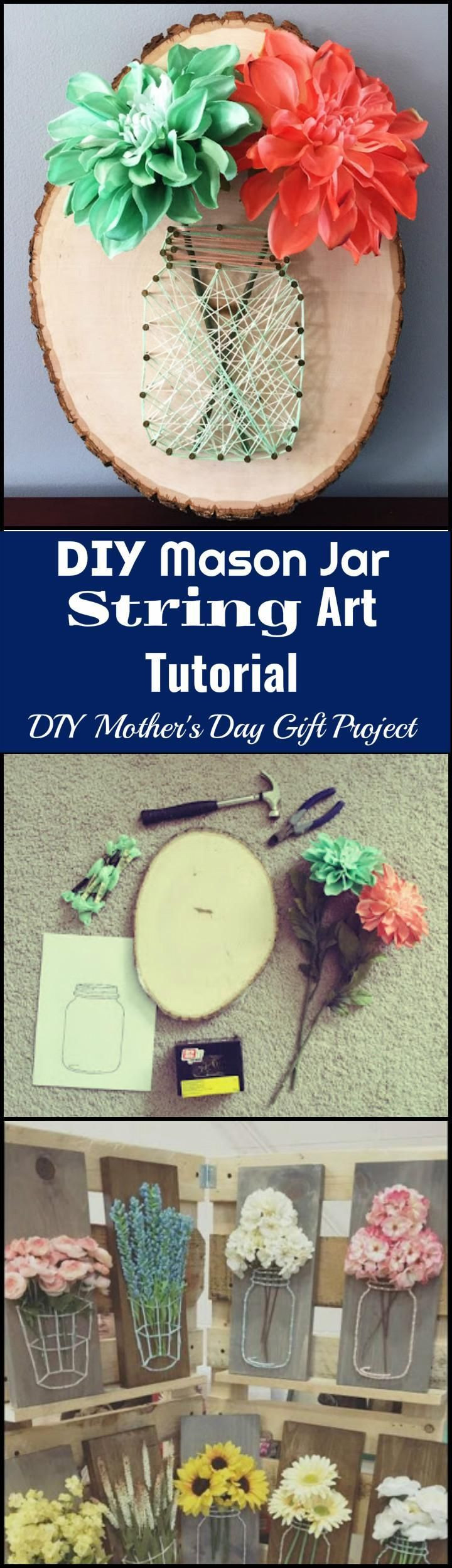 DIY Christmas Gifts For Mom From Daughter  Pin on diy