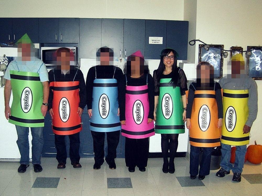 DIY Crayon Costume  crayon costume diy Google Search
