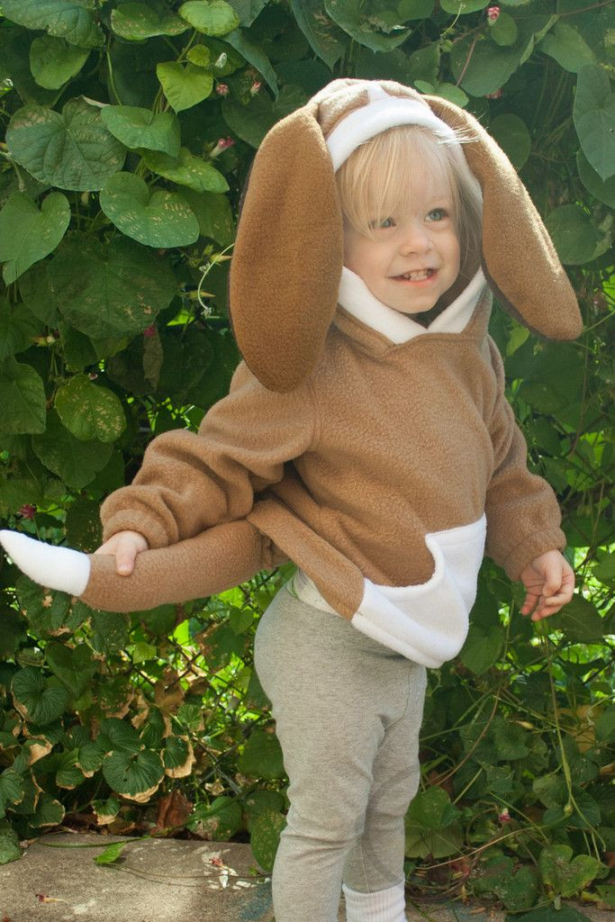DIY Dog Costume For Kids  Baby Hound Dog Hoo Halloween Costume Jacket Toddler