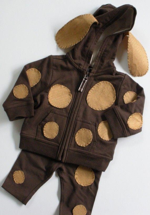 DIY Dog Costume For Kids  Dog costume kit by DIYcostumes on Etsy