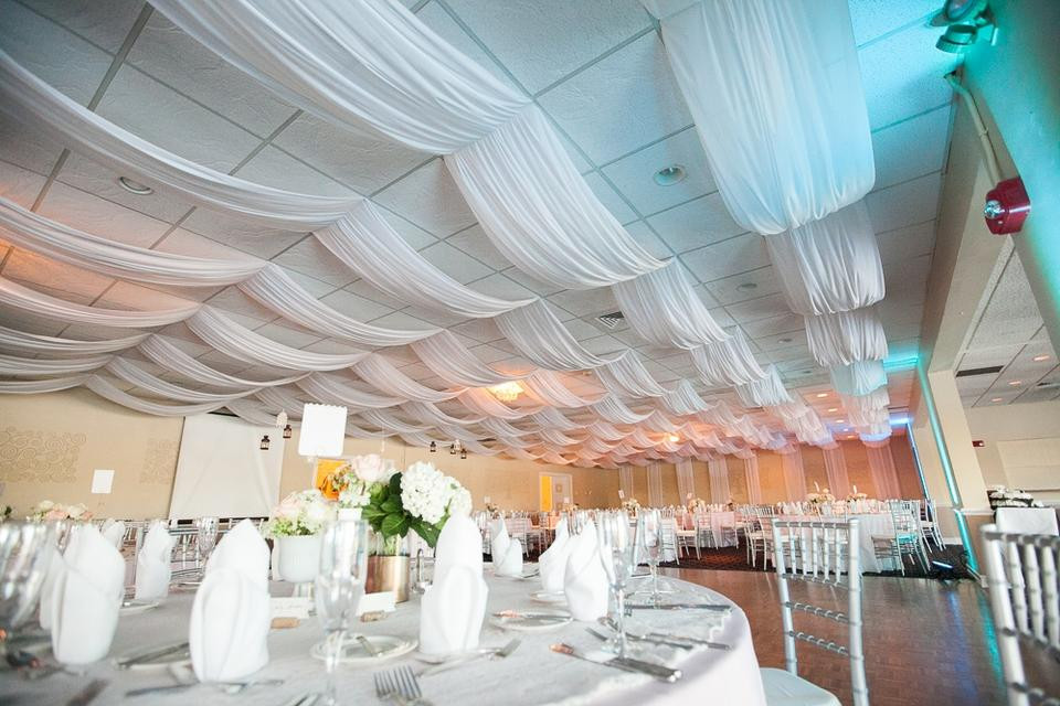 DIY Draping For Wedding  1000 images about Wedding Decor on Pinterest