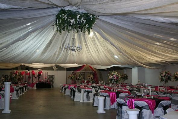 DIY Draping For Wedding  301 Moved Permanently