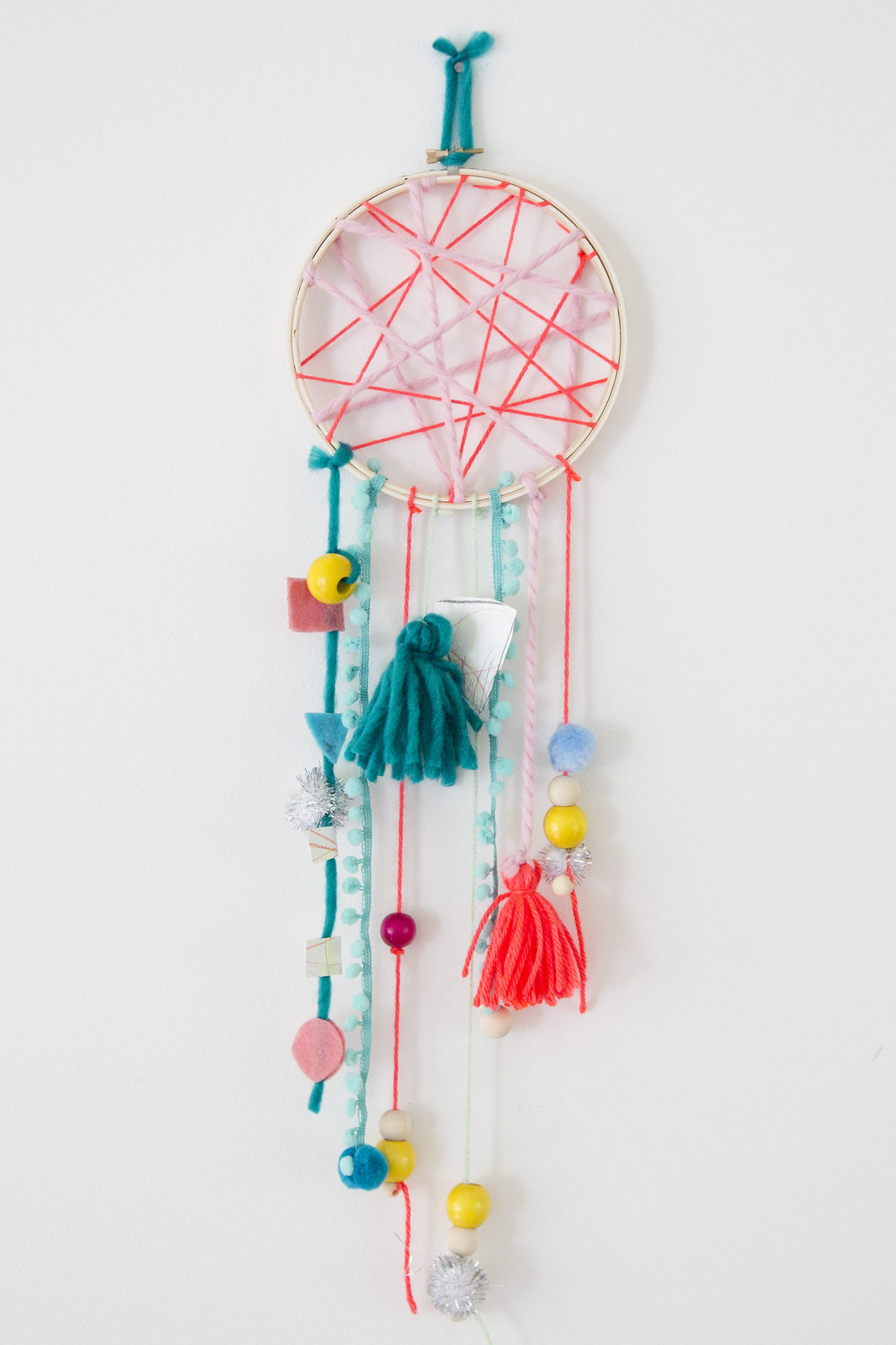 DIY Dream Catcher For Kids  Crafts With Kids