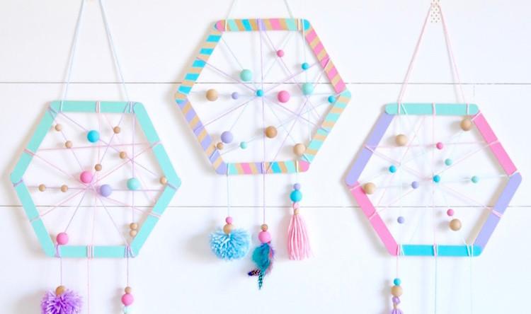 DIY Dream Catcher For Kids  DIY Dreamcatcher Craft for Kids Consumer Crafts