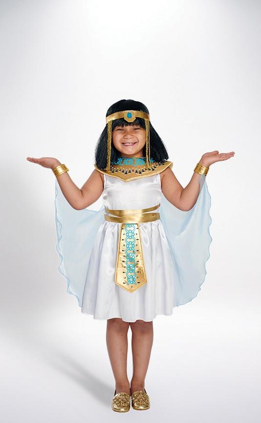 DIY Egyptian Costume  Egyptian Girl Costume Kids Halloween Costumes