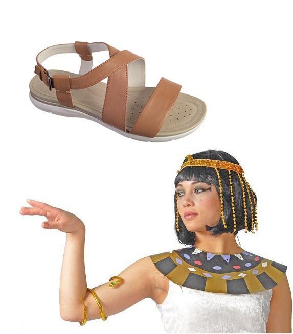 DIY Egyptian Costume  How to Make a Homemade Egyptian Costume 8 steps