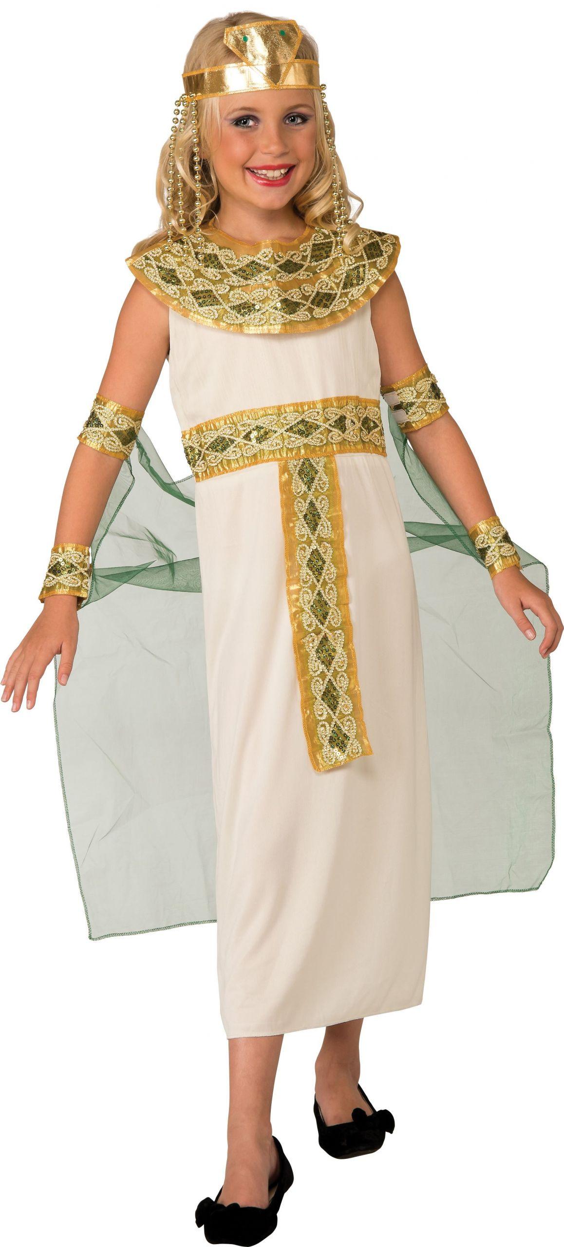 DIY Egyptian Costume  Kids Cleopatra Gold Egyptian Costume $27 99