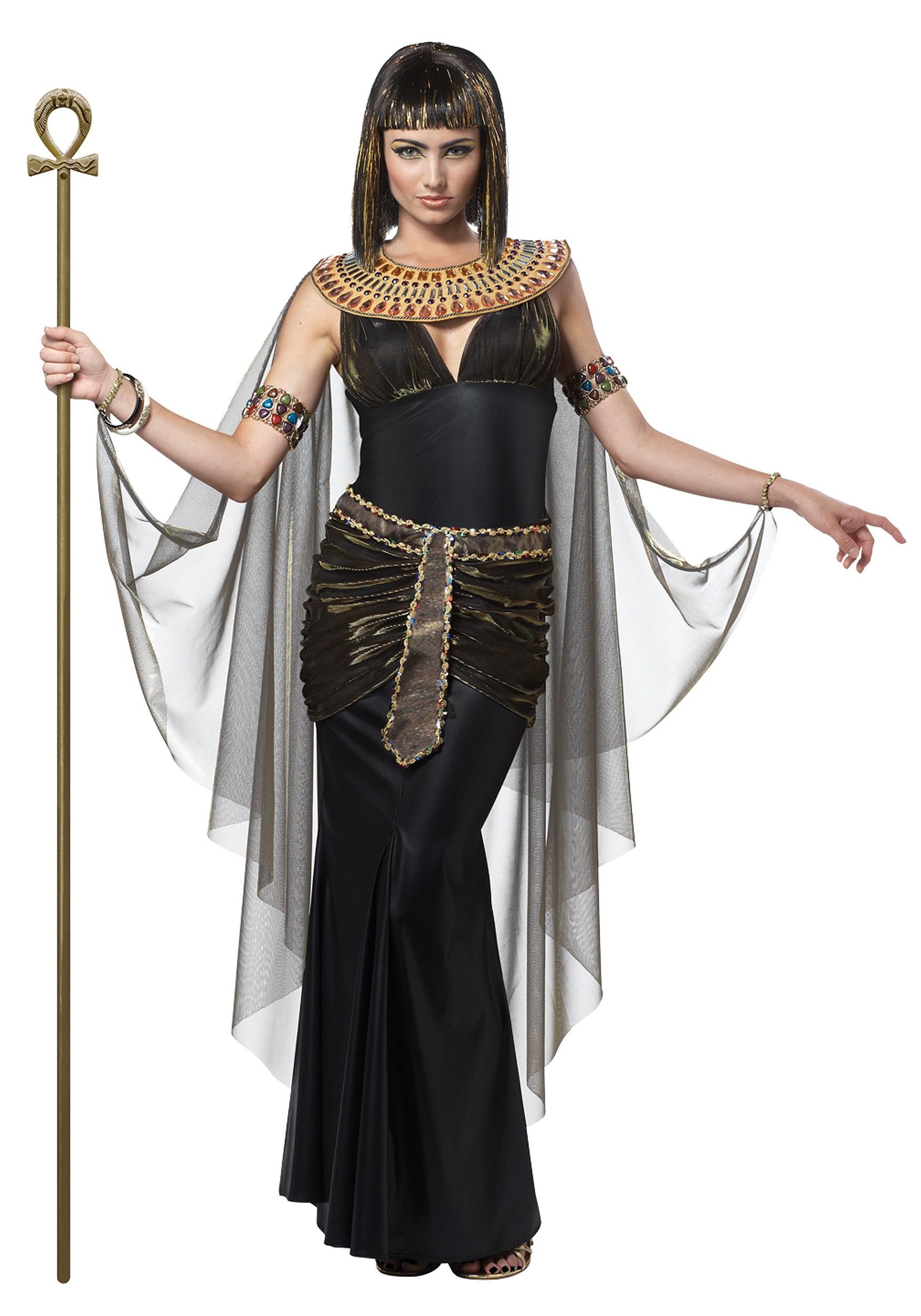 DIY Egyptian Costume  Cleopatra Womens Costume