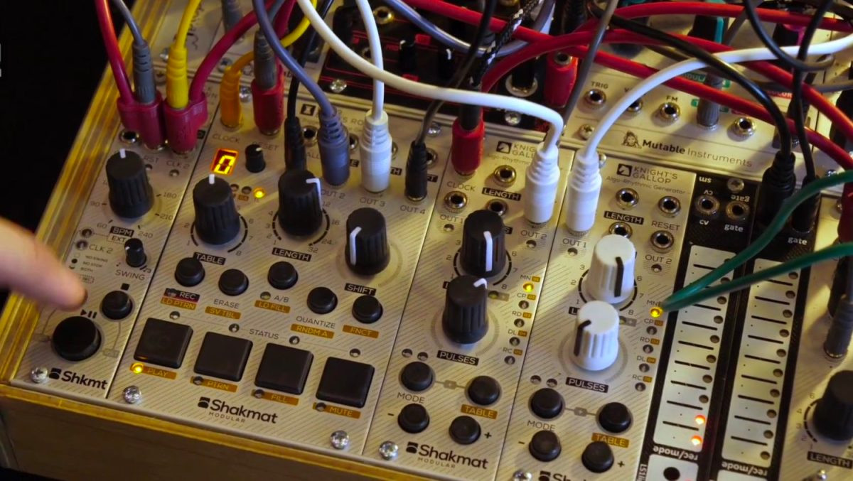 DIY Eurorack Modules  New DIY Eurorack Modules At Superbooth – Synthtopia