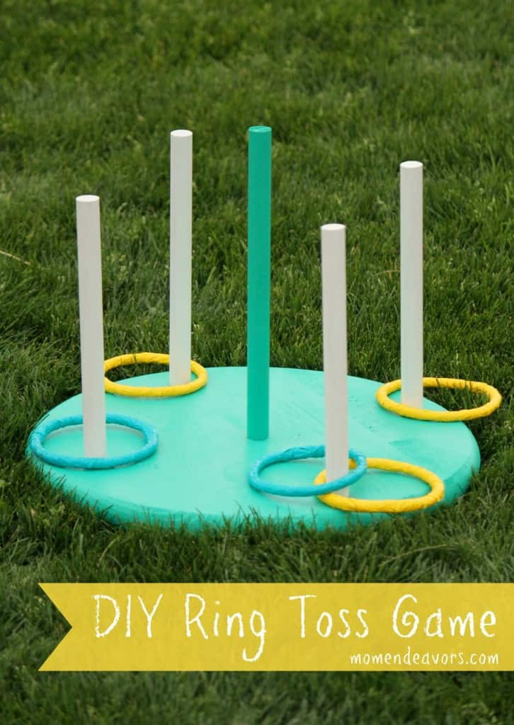 DIY Games For Toddlers  25 DIY Outdoor Activities for Kids ⋆ Real Housemoms