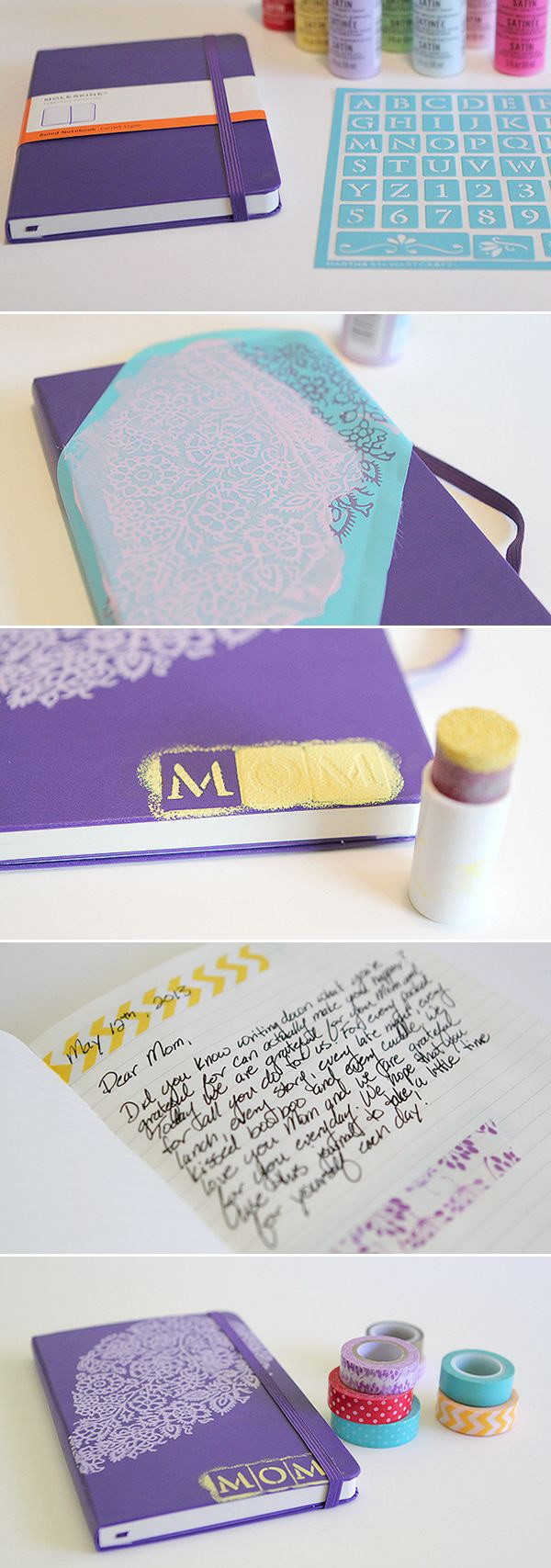 DIY Gift For Your Mom  20 Heartfelt DIY Gifts for Mom Noted List
