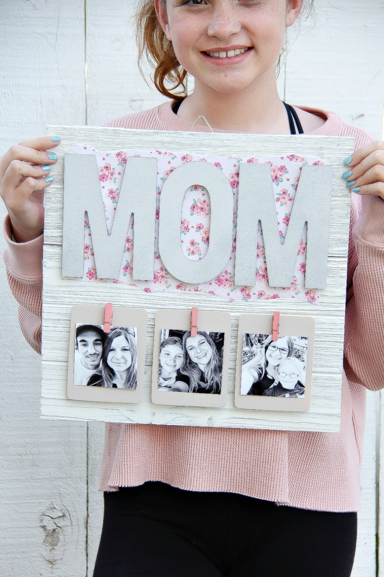 DIY Gift For Your Mom  10 Easy DIY Mother's Day Gift Ideas