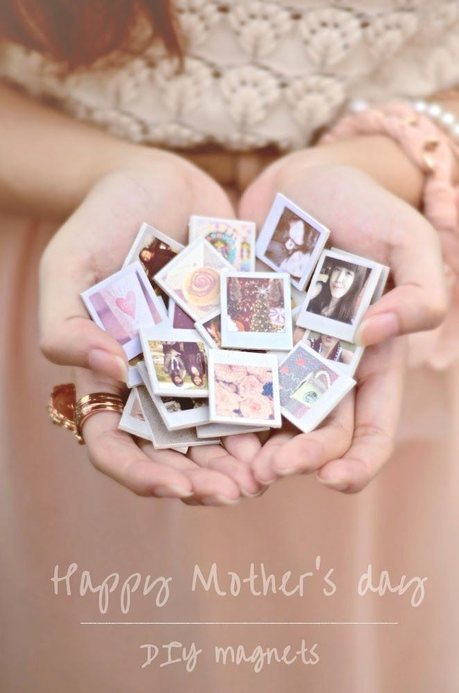 DIY Gift For Your Mom  10 Creative DIY Mother's Day Gift Ideas
