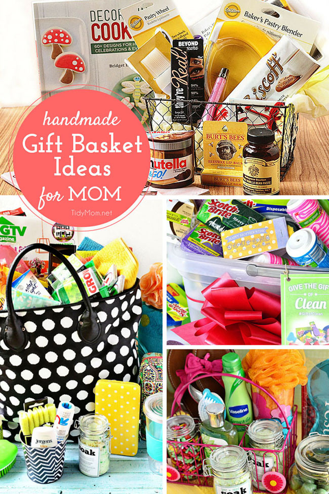DIY Gift For Your Mom  DIY Mother s Day Gifts TidyMom