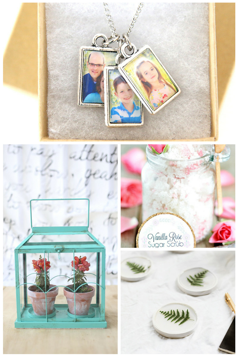 DIY Gift For Your Mom  Easy DIY Gifts for Mom FREE Printable Mother s Day Card