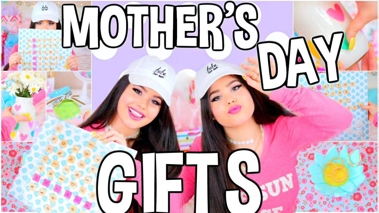 DIY Gift For Your Mom  Easy Last Minute DIY Mother s Day Gifts 2016 Quick & Cute