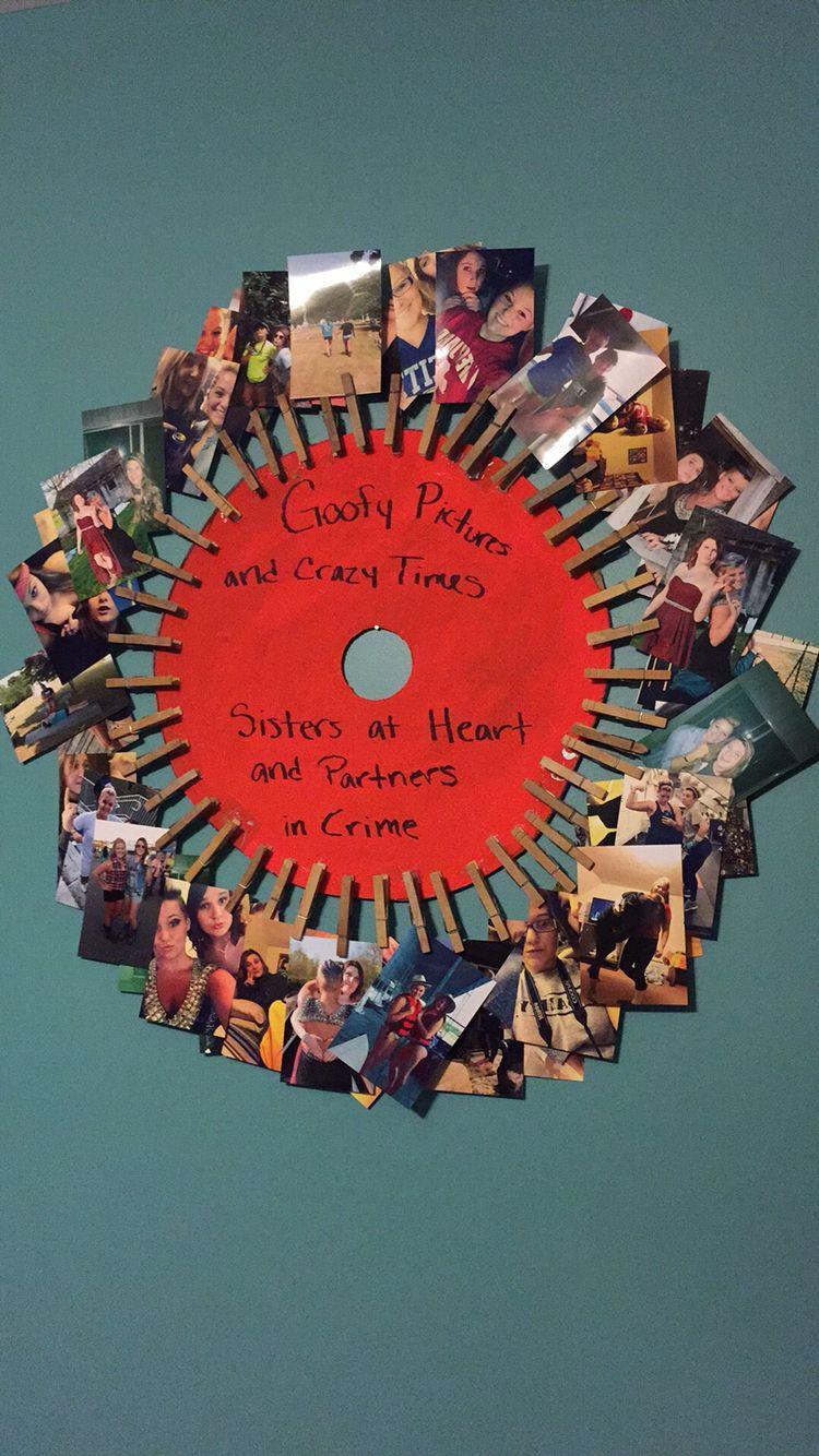 Diy Gift Ideas For Best Friend  DIY bestfriend ts Shows all your memories