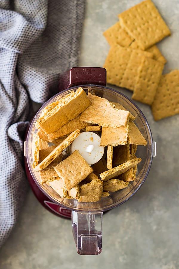 DIY Graham Cracker Crust  Homemade Graham Cracker Crust