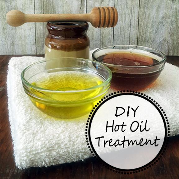 DIY Hot Oil Treatment For Damaged Hair  Paula Parrish DIY Hot Oil Treatment