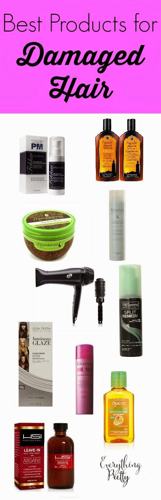 DIY Hot Oil Treatment For Damaged Hair  DIY Avocado Hot Oil Treatment Recipe for Damaged Hair