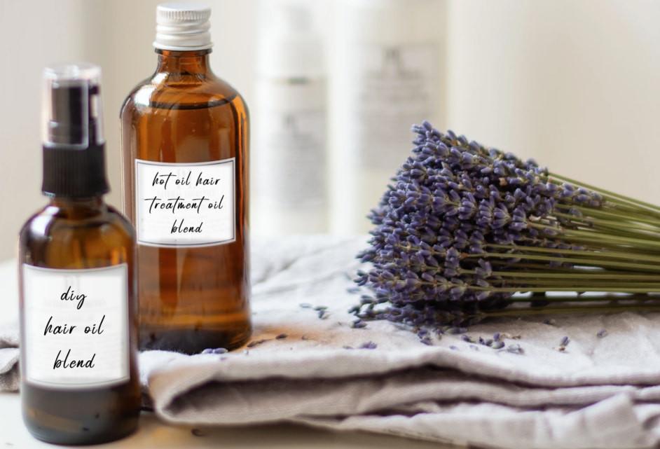DIY Hot Oil Treatment For Damaged Hair  DIY Hot Oil Treatment for Dry Damaged or Frizzy Hair