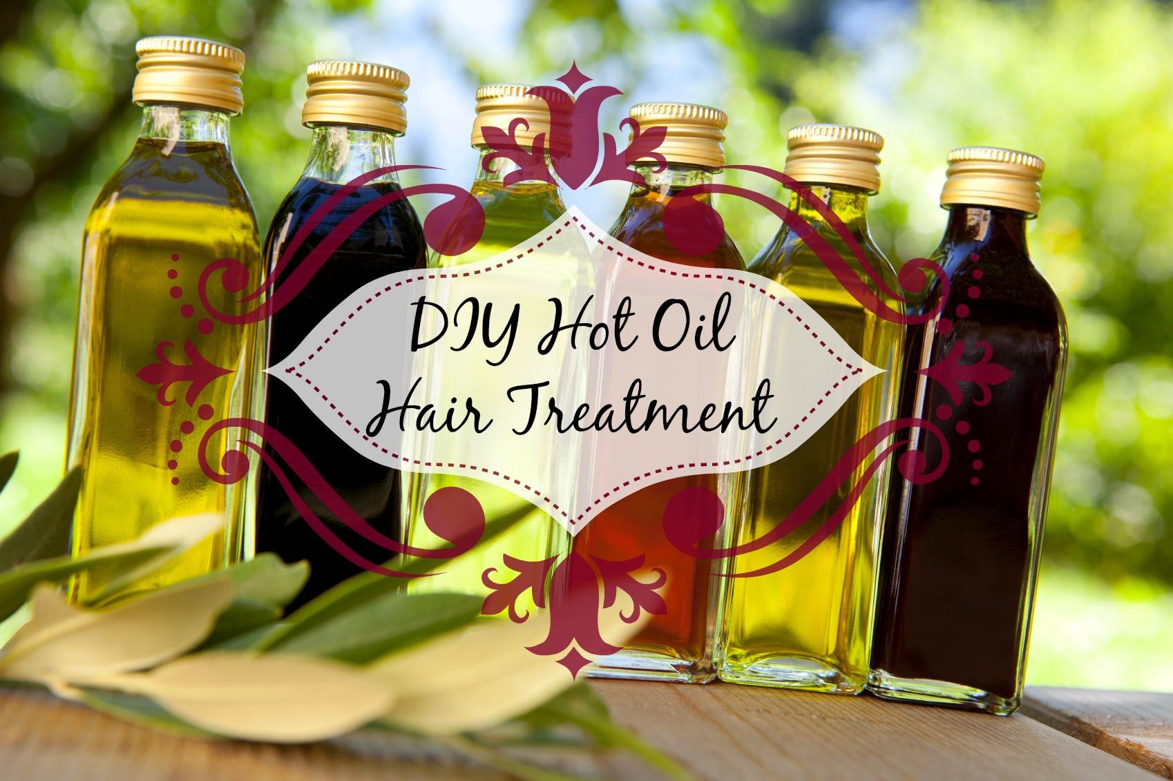 DIY Hot Oil Treatment For Damaged Hair  DIY Hot Oil Hair Treatment Mountain Mamas Blog