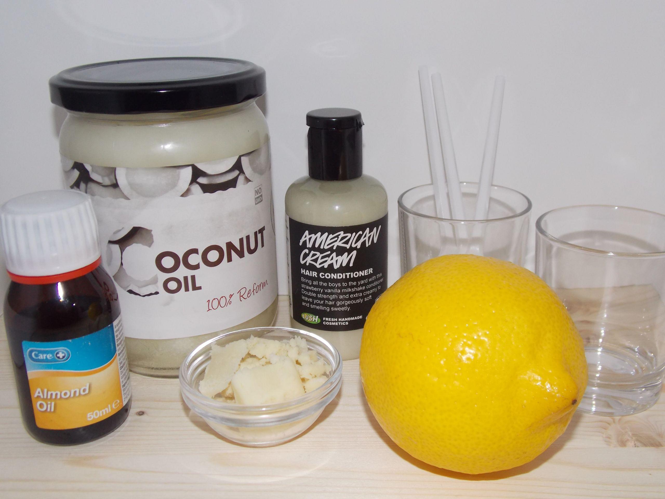 DIY Hot Oil Treatment For Damaged Hair  LUSHpiration – Damaged Hot Oil Treatment DIY