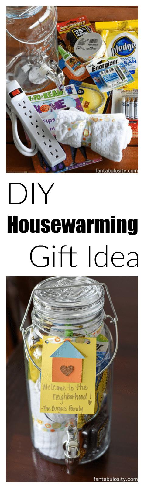 DIY Housewarming Gifts Ideas  DIY Housewarming Gift Idea Drink Dispenser Fantabulosity
