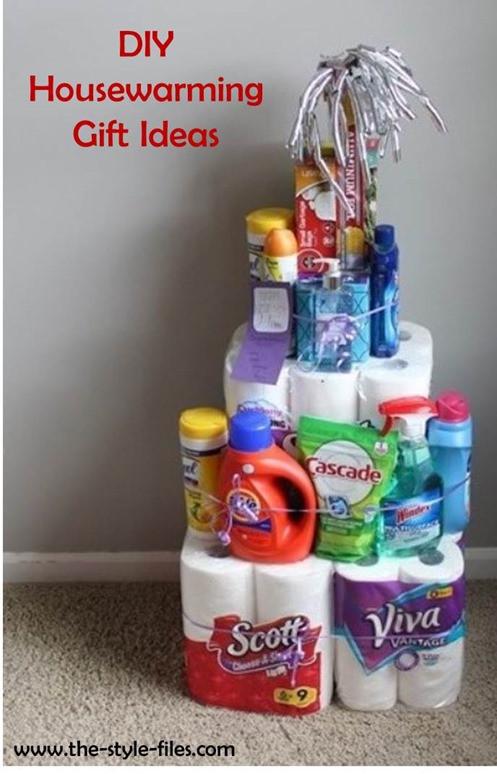 DIY Housewarming Gifts Ideas  DIY Housewarming Gift Idea The Style Files