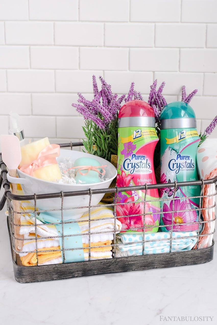 DIY Housewarming Gifts Ideas  DIY Housewarming Gift Basket Fantabulosity