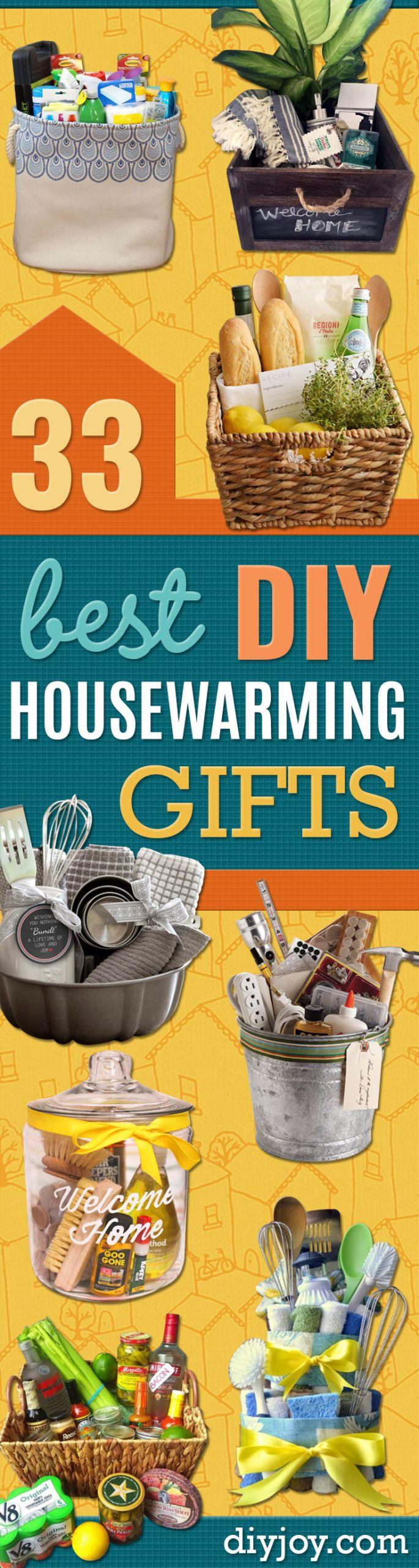 DIY Housewarming Gifts Ideas  33 Best DIY Housewarming Gifts