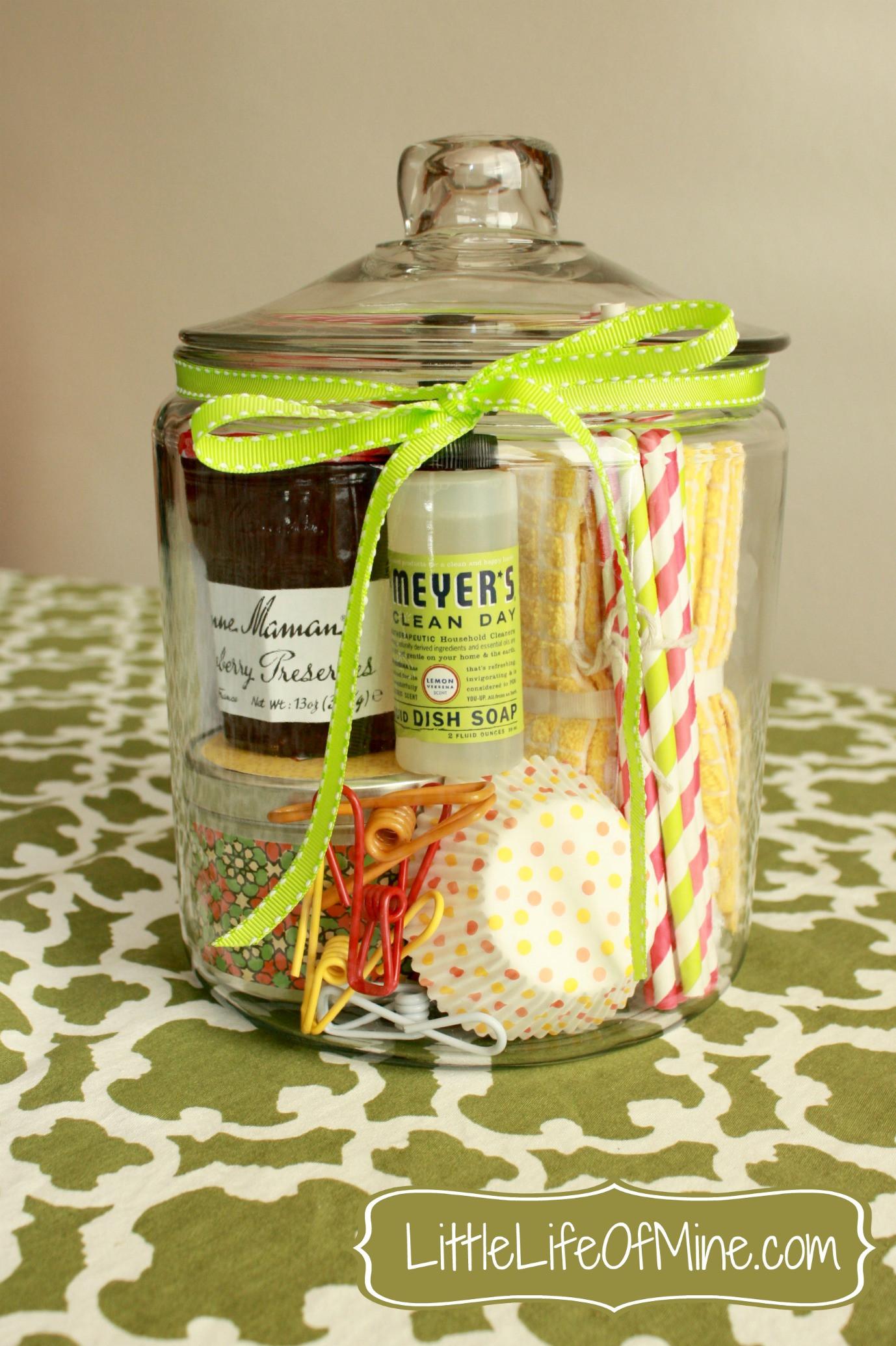 DIY Housewarming Gifts Ideas  Housewarming Gift in a Jar littlelifeofmine