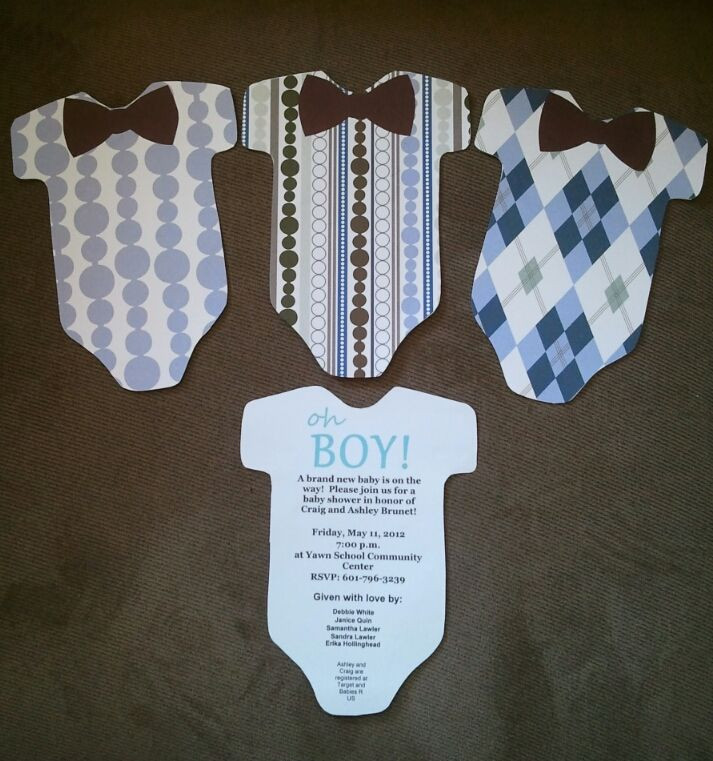 DIY Invitations Baby Shower  Create Baby Shower Invitations