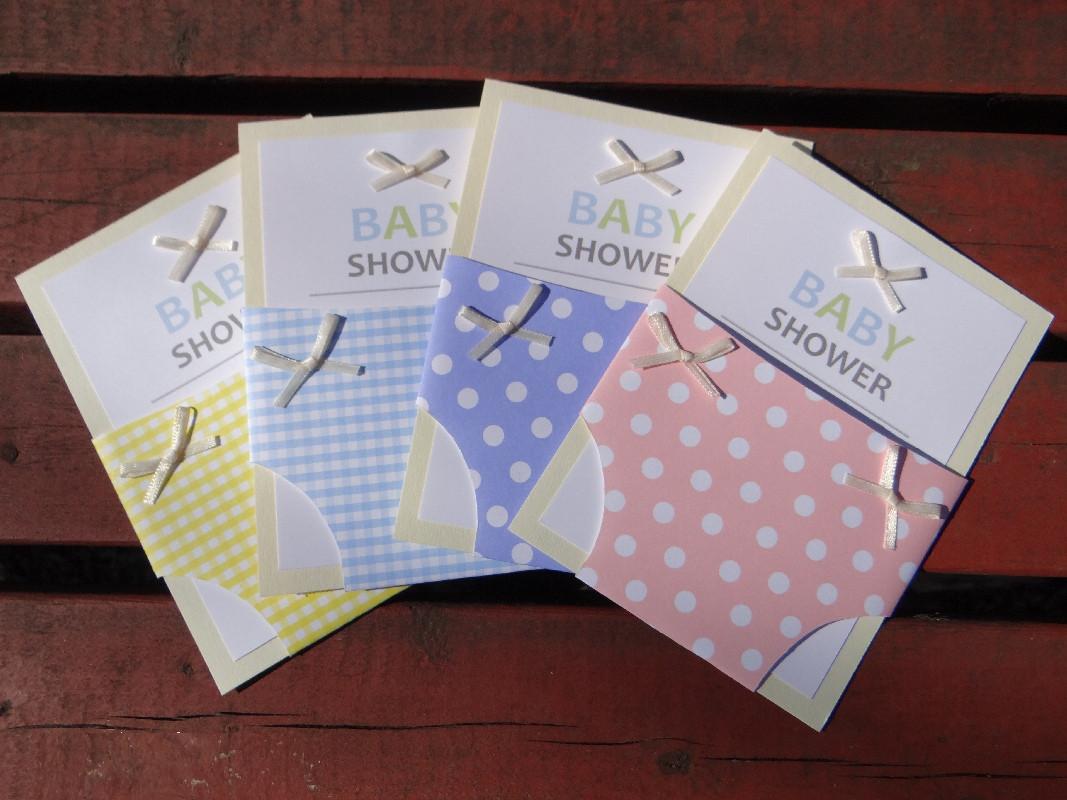 DIY Invitations Baby Shower  Diy baby shower invitations Baby Shower Decoration Ideas
