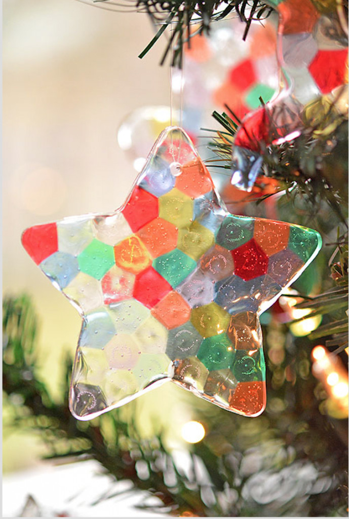 DIY Kids Christmas Craft  DIY Christmas Craft Ideas A Little Craft In Your Day