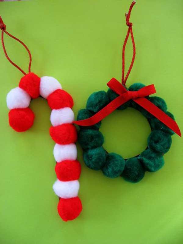 DIY Kids Christmas Craft  40 Easy And Cheap DIY Christmas Crafts Kids Can Make