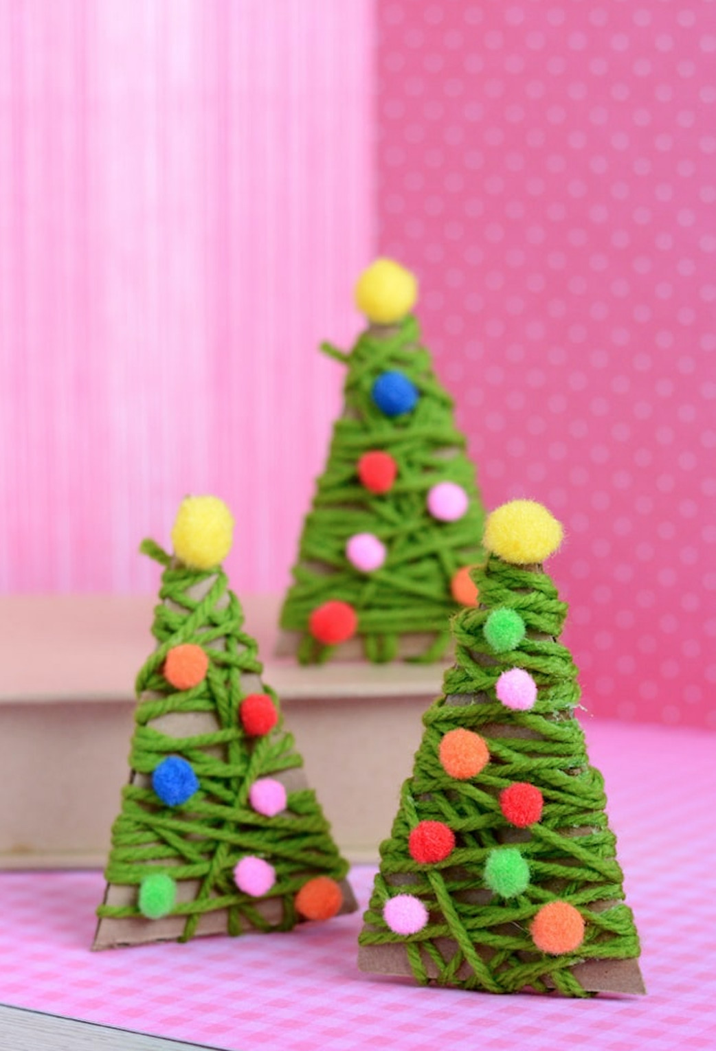 DIY Kids Christmas Craft  DIY Christmas Ornament Crafts for Kids A Little Craft In