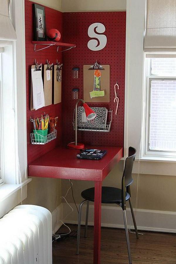 DIY Kids Desk Ideas  15 Creative Kids Desk Ideas Noted List