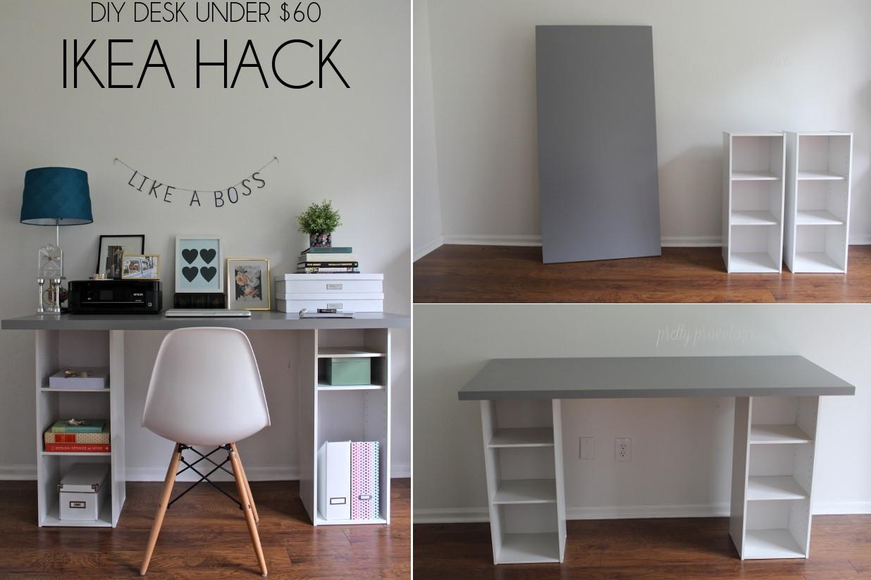 DIY Kids Desk Ideas  DIY Desk Designs You Can Customize To Suit Your Style