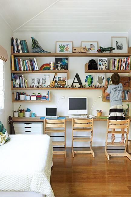 DIY Kids Desk Ideas  Desk Ideas for Kids Rooms