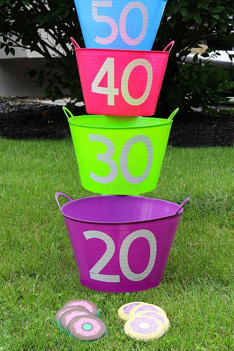 DIY Kids Party Games  DIY Outdoor Games You Have To Try This Summer Resin Crafts