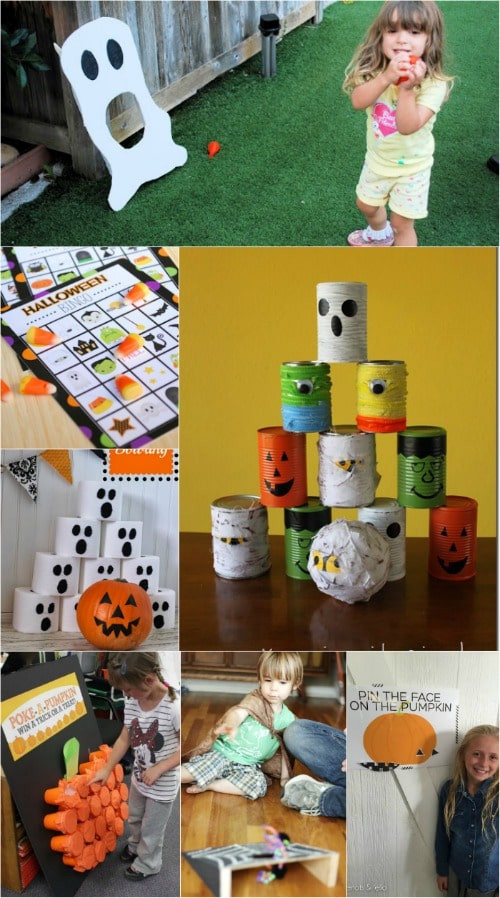 DIY Kids Party Games  15 Fun DIY Halloween Party Games That Kids Will Love DIY