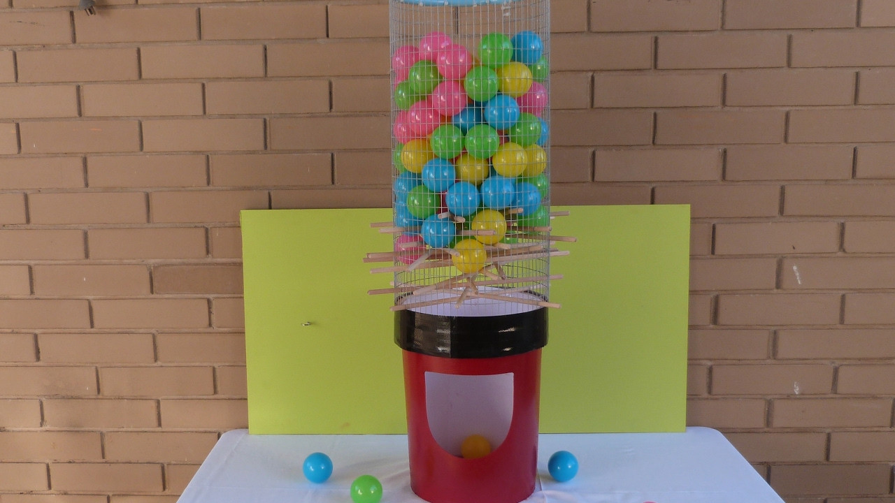 DIY Kids Party Games  DIY Party Games for Kids How to Make a Giant Kerplunk
